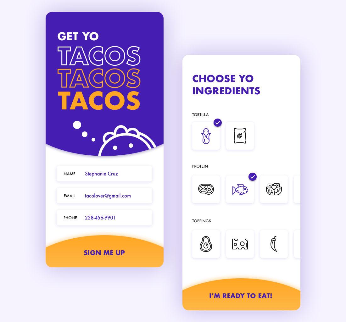 Get Yo Tacos IOS Application